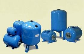 Гидроаккумуляторы: выбор и монтаж