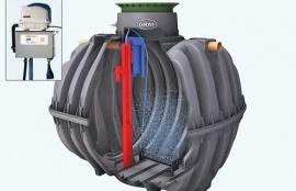 Умная очистка сточных вод Graf one2clean простая и эффективная