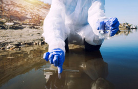 Наблюдение за сточными водами и идентификация COVID-19