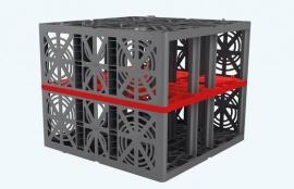 Дренажные системы Graf EcoBloc flex