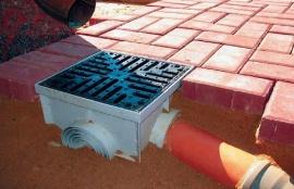 Разновидности дождеприемников для канализаций ливневого типа
