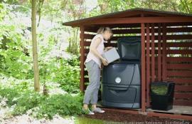 Садовые компостеры: характеристики, использование, изготовление