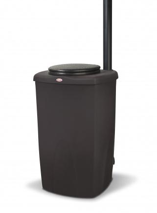 Компостный туалет Biolan Eco 200 л (200л, Серый)