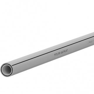 Полипропиленовая труба CARBO CRP (PN 20) Pipelife Instaplast (Серый)