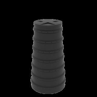 Конусный дренажный колодец (Черный)
