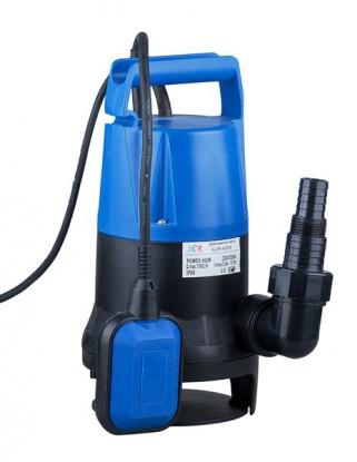 Дренажный фекальный насос Millennium с пластиковым корпусом