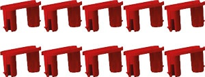 Соединители Graf Ecobloc flex (Красный)