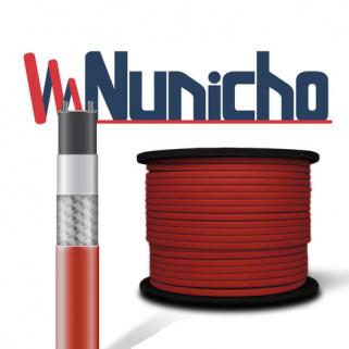 Пищевой саморегулирующийся греющий кабель NUNICHO Micro 10-2 CR 10W (Красный)