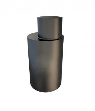 Кессон Ракольта С - 1 (1000х2000, Черный)