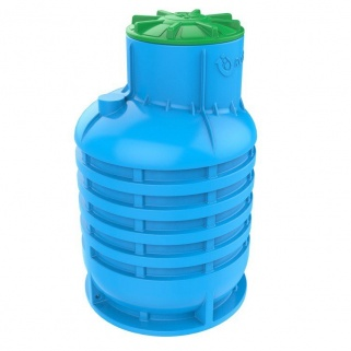 Кессон пластиковый RODLEX-KS (Синий)