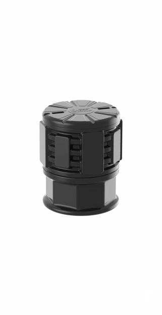 Кабельный колодец связи КН-780(М) 1000-3000 (Черный)
