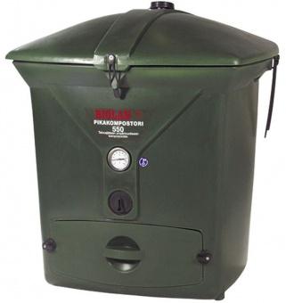 Компостер Biolan 550 (Зеленый)