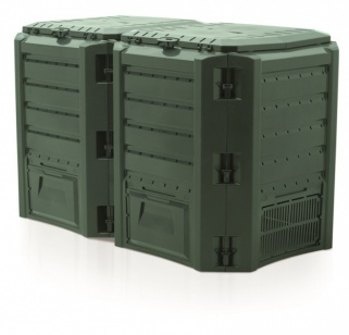 Компостер Module Compogreen (800л, 1350х830, Зеленый)