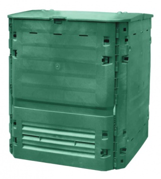 Компостер для дачи Graf Thermo-King  (Зеленый)