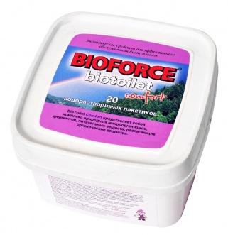 Очиститель Bioforce Biotoilet Comfort (20)
