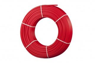 Труба полимерная PERT-EVOH  Millennium с барьерным слоем (Красный)