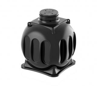 Пластиковый колодец КС-5 (Черный)