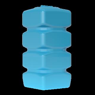 Бак для воды Quadro (750, Синий)