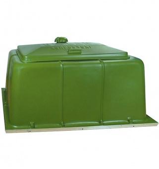 Садовый Компостер Biolan (900л, 1540х920х1060, Зеленый)