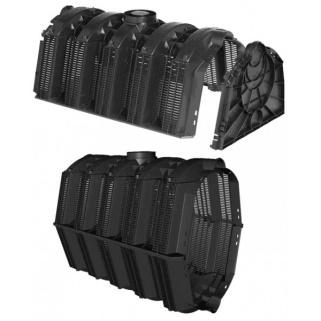 Инфильтрационный тоннель Graf 300 (Черный)