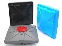 Пластиковый бак для душа 200 л RODLEX
