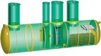 Комплексная система очистки ливневых стоков стоков