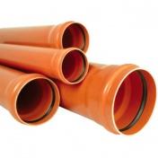 Трубы ПВХ (НПВХ) для канализации